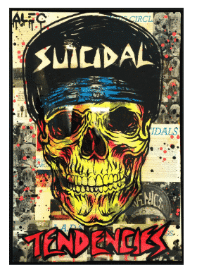 Suicidal Tendencies - Alec Monopoly