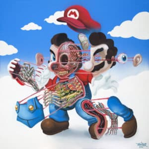 dissection of supermario by nychos