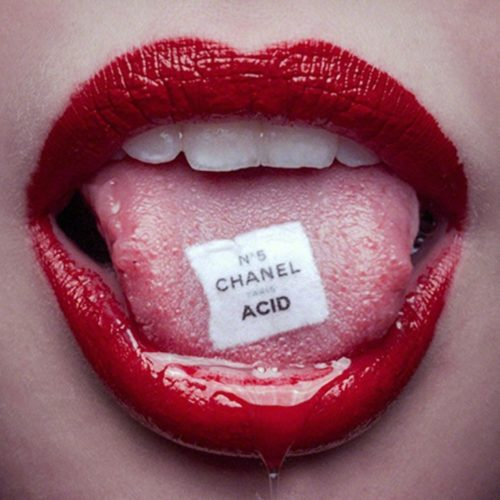 Chanel Acid - Tyler Shields