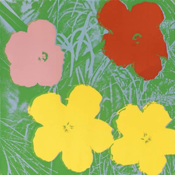 Flower 65 By Andy Warhol