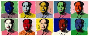 Mao-The-Complete-Portfolio by Andy Warhol
