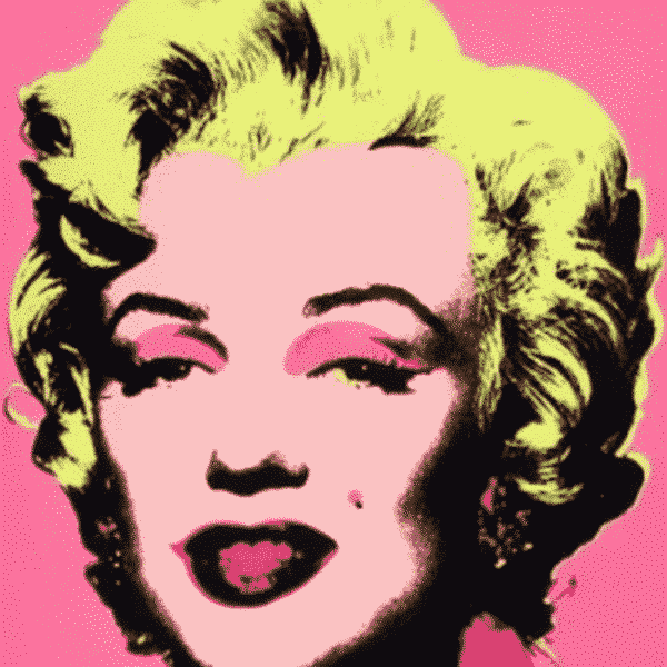 Marilyn Monroe 31 By Andy Warhol